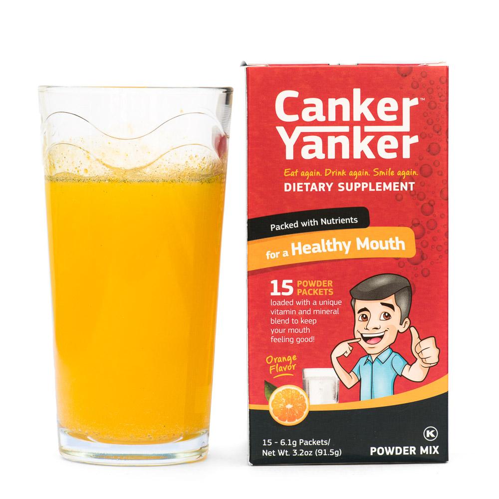 Canker Sore Relief Treatment l-lysine Vitamin b12 amino acids acidophilus herbal mineral